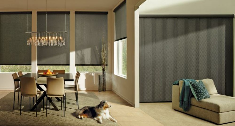 Designer Window Shades custom window treatments - custom curtains, blinds, and shades